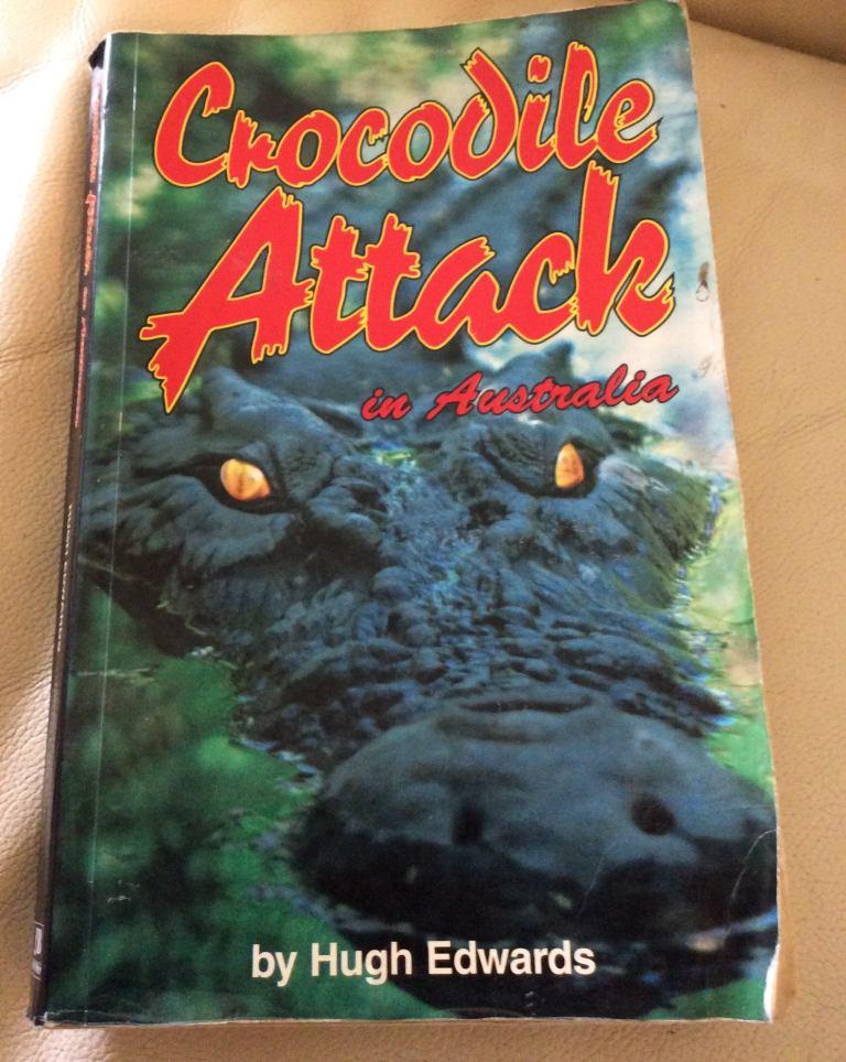 croc attack book